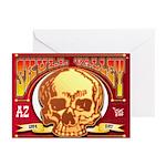 Skull Valley, AZ Greeting Cards (Pk of 20)