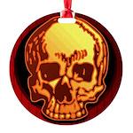Skull Valley, AZ Round Ornament