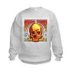 Skull Valley, AZ Kids Sweatshirt