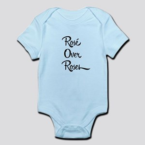Rose over Roses Body Suit