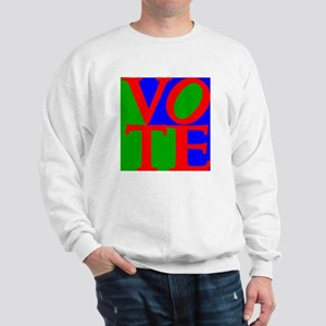 Exercise the Right to Vote Sweatshirt