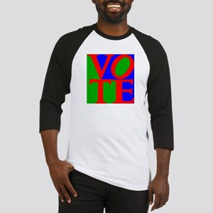 Exercise the Right to Vote Baseball Jersey