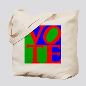 Exercise the Right to Vote Tote Bag