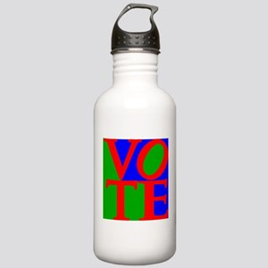 Exercise the Right to Stainless Water Bottle 1.0L