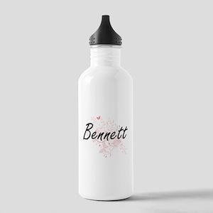 Bennett surname artist Stainless Water Bottle 1.0L