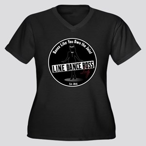 Dance Like You Own the Joint - W Plus Size T-Shirt