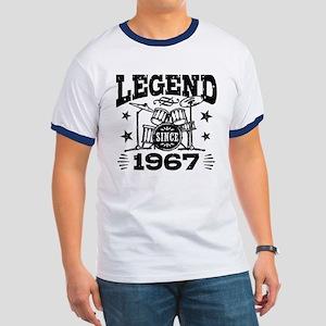 Legend Since 1967 Ringer T