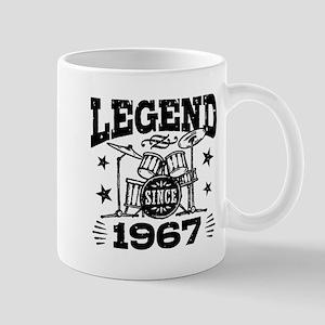 Legend Since 1967 Mug