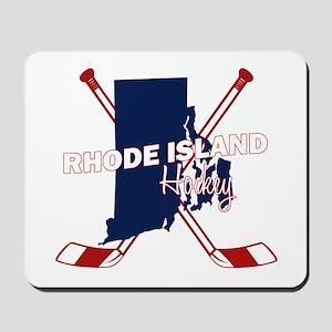 Rhode Island Hockey Mousepad