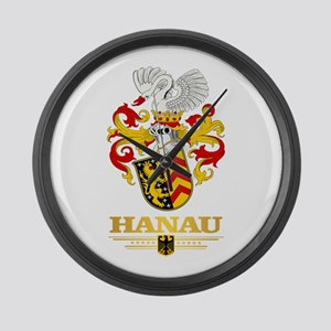 Hanau Large Wall Clock