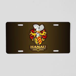 Hanau Aluminum License Plate