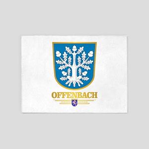 Offenbach 5'x7'Area Rug