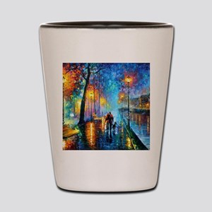 Evening Walk Shot Glass