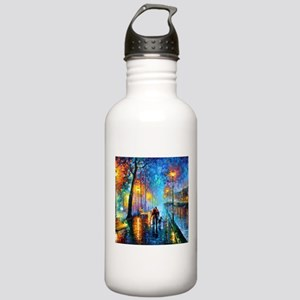 Evening Walk Sports Water Bottle