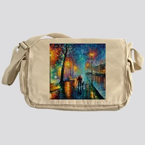Evening Walk Messenger Bag