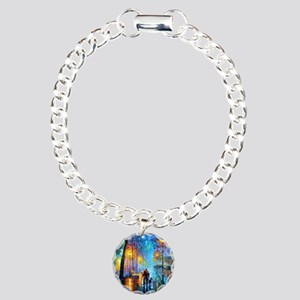 Evening Walk Charm Bracelet, One Charm