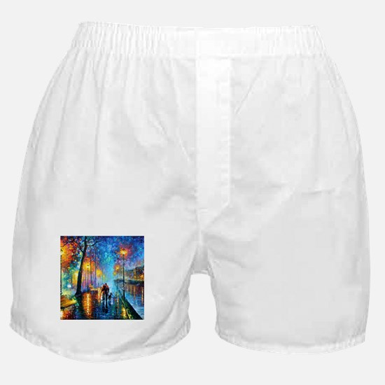 Evening Walk Boxer Shorts