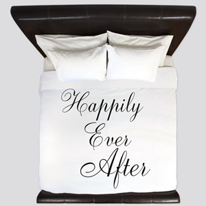 Happily Ever After King Duvet