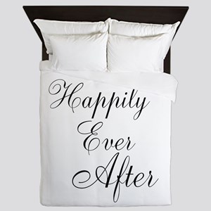 Happily Ever After Queen Duvet