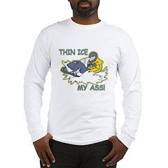 Snowmobiling Long Sleeve T-Shirt
