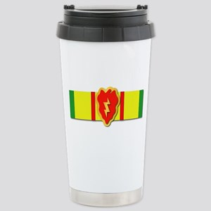 Ribbon - VN - VCM - 25t Stainless Steel Travel Mug