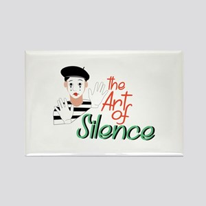 Art of Silence Magnets