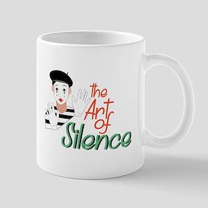 Art of Silence Mugs
