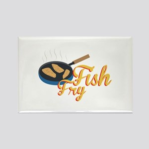 Fish Fry Food Magnets