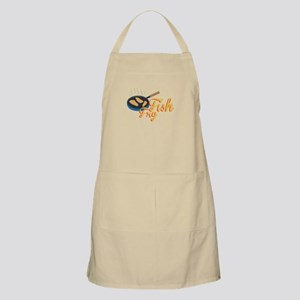 Fish Fry Food Apron