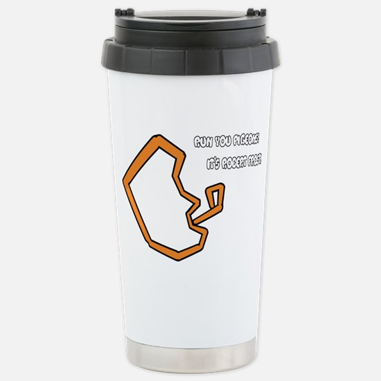 Robert Frost Balloon Travel Mug