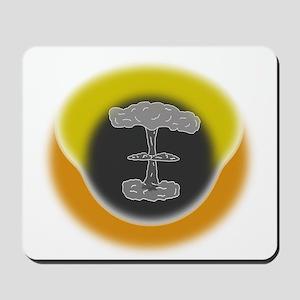 Atomic Explosion Mousepad