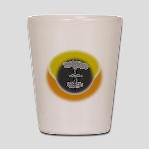 Atomic Explosion Shot Glass