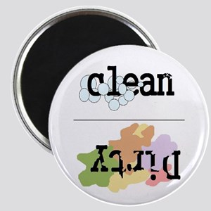 Clean/Dirty Magnets