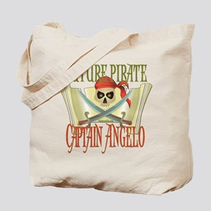Captain Angelo Tote Bag