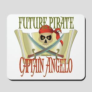 Captain Angelo Mousepad