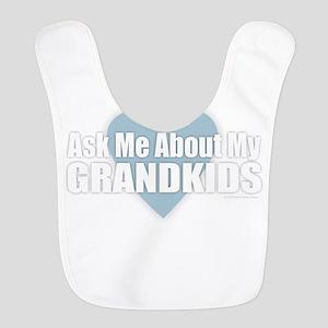 Ask About Grandkids Bib