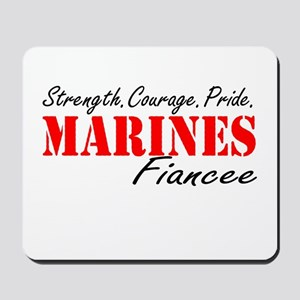 Strength.Courage.Pride Mousepad