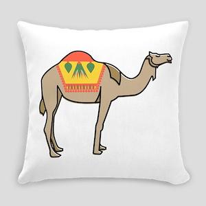 Camel Everyday Pillow