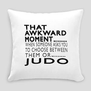 Judo Awkward Moment Designs Everyday Pillow