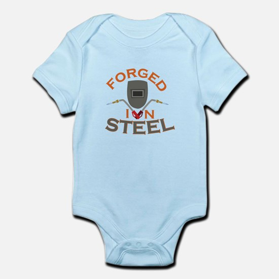 Forged In Steel Body Suit