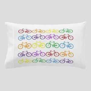 Rack O' Bicycles Pillow Case