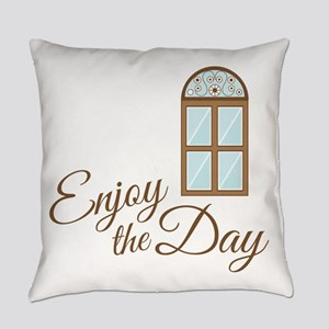 Enjoy The Day Everyday Pillow