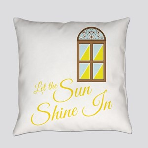 Sun Shine In Everyday Pillow