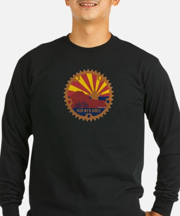 Our Mtb Rides Long Sleeve T-Shirt