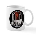 Rhino Bucket Mug Mugs