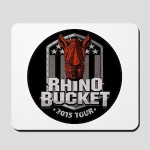 Rhino Bucket Mousepad