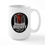 Rhino Bucket Large Mug Mugs