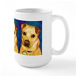 Sharpei Large Mug