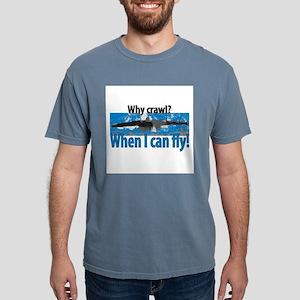 Butterflier White T-Shirt