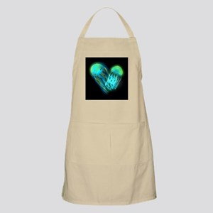 Glowing Jellyfish Apron